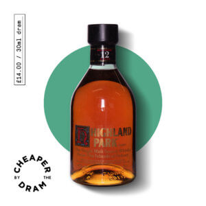 A bottle of CBTD NO.13 Highland Park 12 Year old 1980s