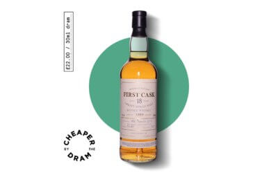 DRAM OF THE WEEK: HIGHLAND PARK 1989 18YO (FIRST CASK)